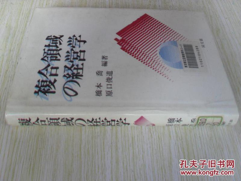 日文原版     复合领域の経営学