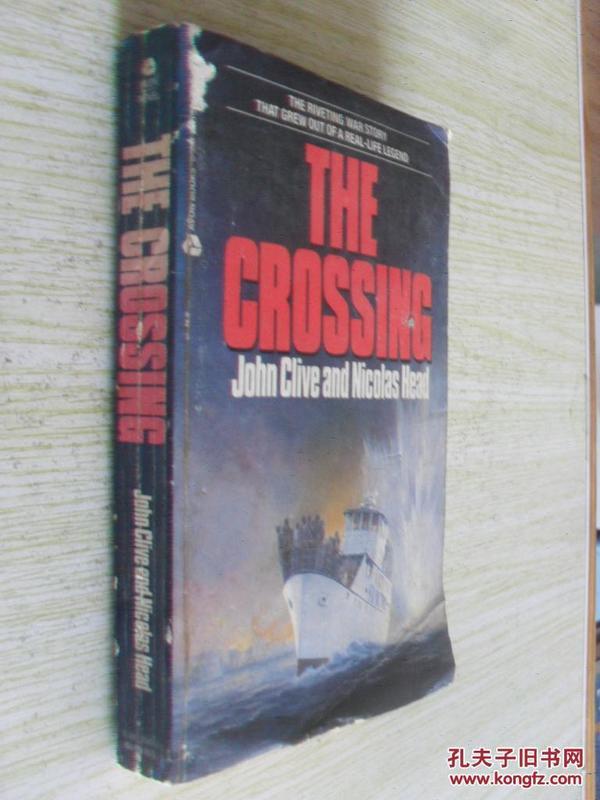 英文原版  The Crossing