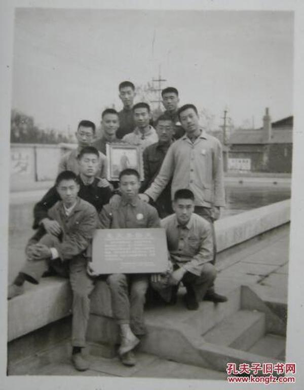 文革老照片:毛主席像,毛主席语录,串联路上【陌上花开系列】