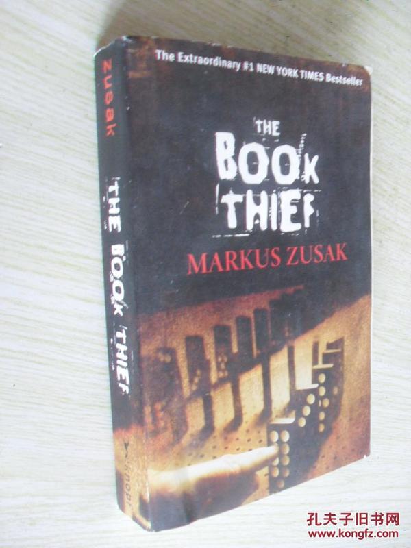 英文原版      The Book Thief