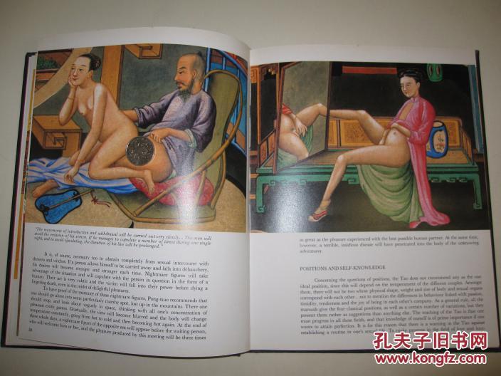情色艺木中���-yol_1984年《完美的结合》---- 中国清代春宫艺术珍品集,中国情色艺术