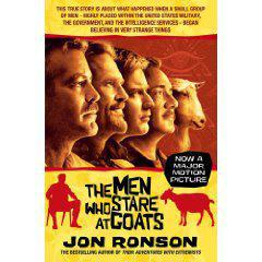 以眼杀人 The Men Who Stare at Goats(Jon Ronson)  英文原版