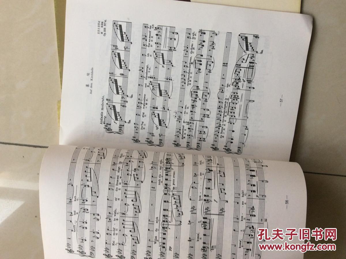 黄河钢琴协奏曲 两架钢琴谱 -相关书籍图片 网上书店网站图片