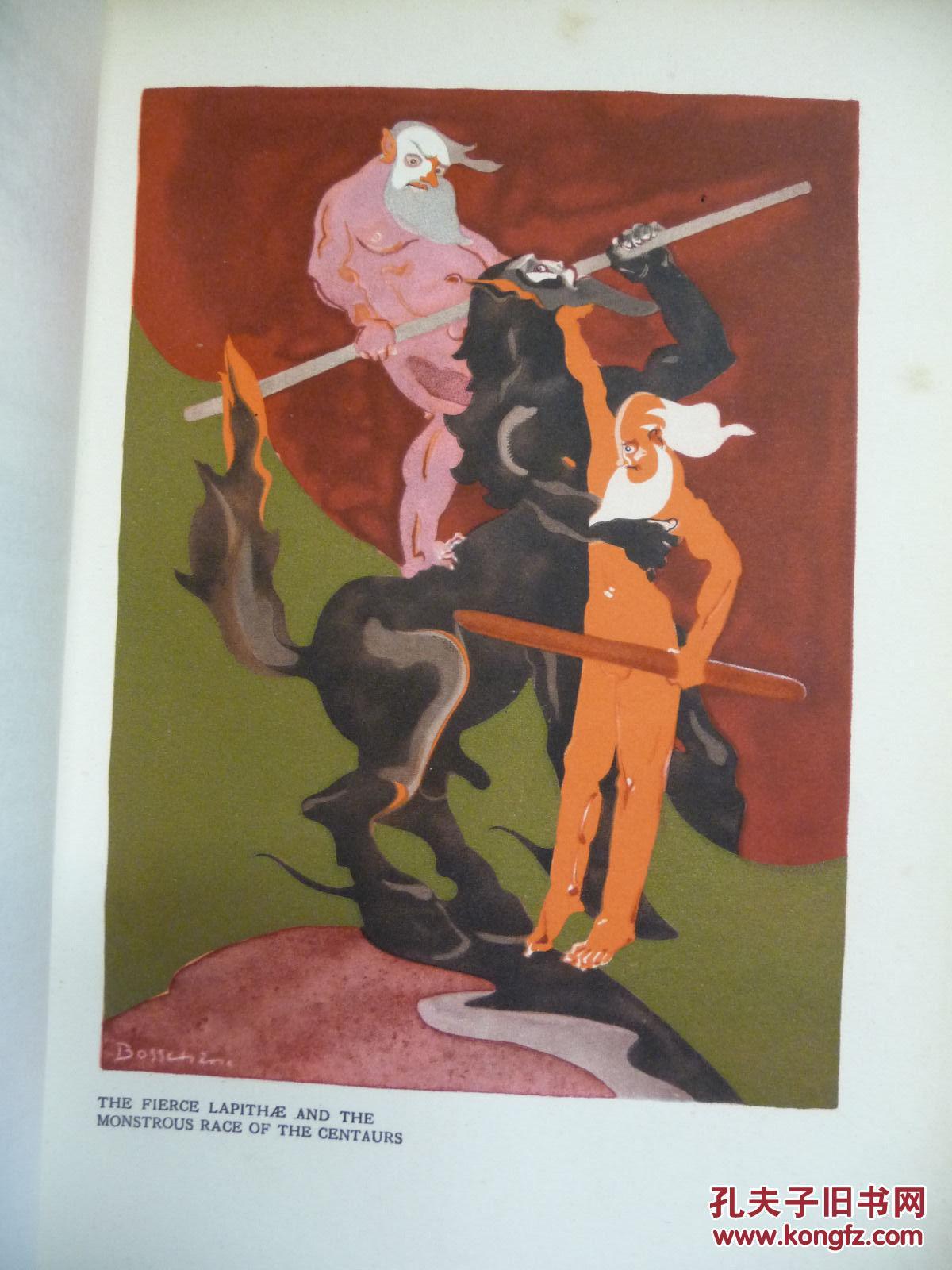 《印度爱的艺术:爱经》 大量情色艺术图片,2... _孔夫子旧书网