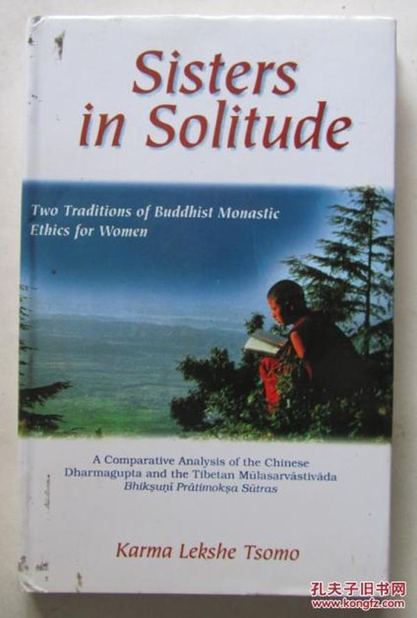 sisters in solitude(外文原版书)