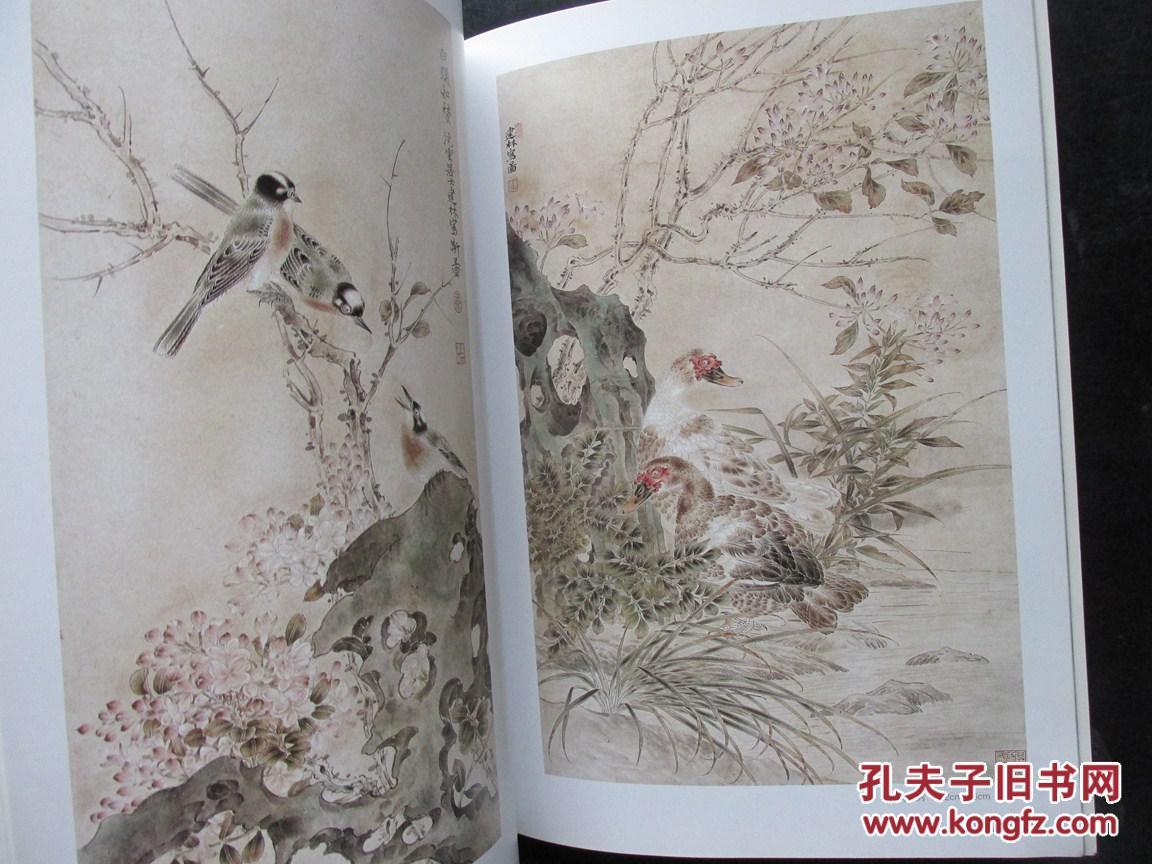 2009中国画坛百家:姜建林(姜建林画集)图片