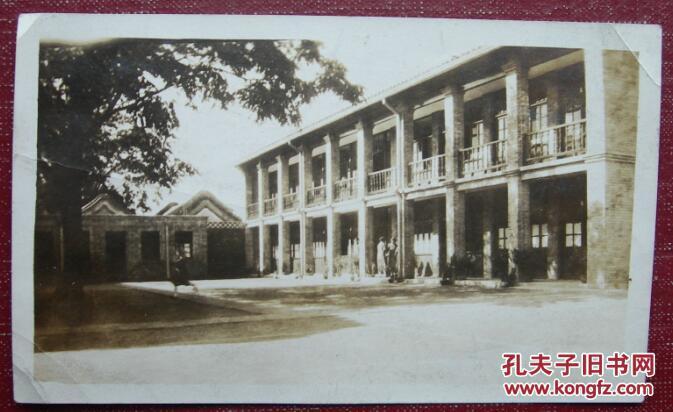 今为一说苏州116高中,一说北京二十五中学)高中宿舍楼北京片区中学图片