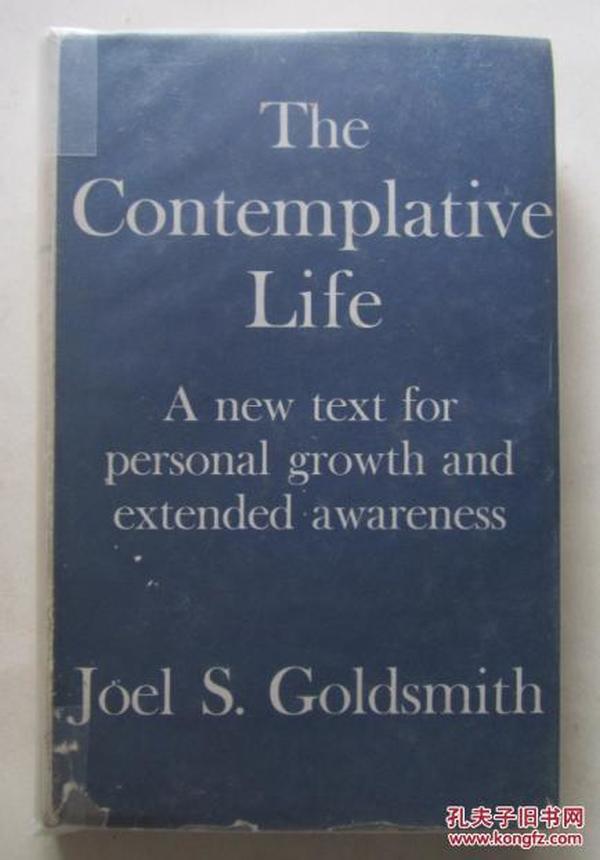 the contemplative life(英文原版书)