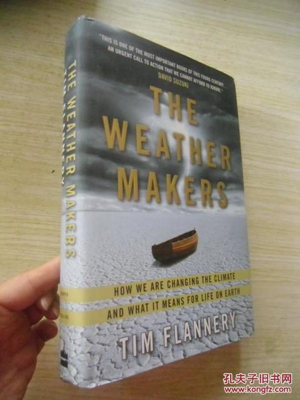 英文原版       The Weather Makers