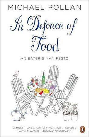 民以食为先 In Defence of Food(Michael Pollan)  企鹅出版社 英文原版