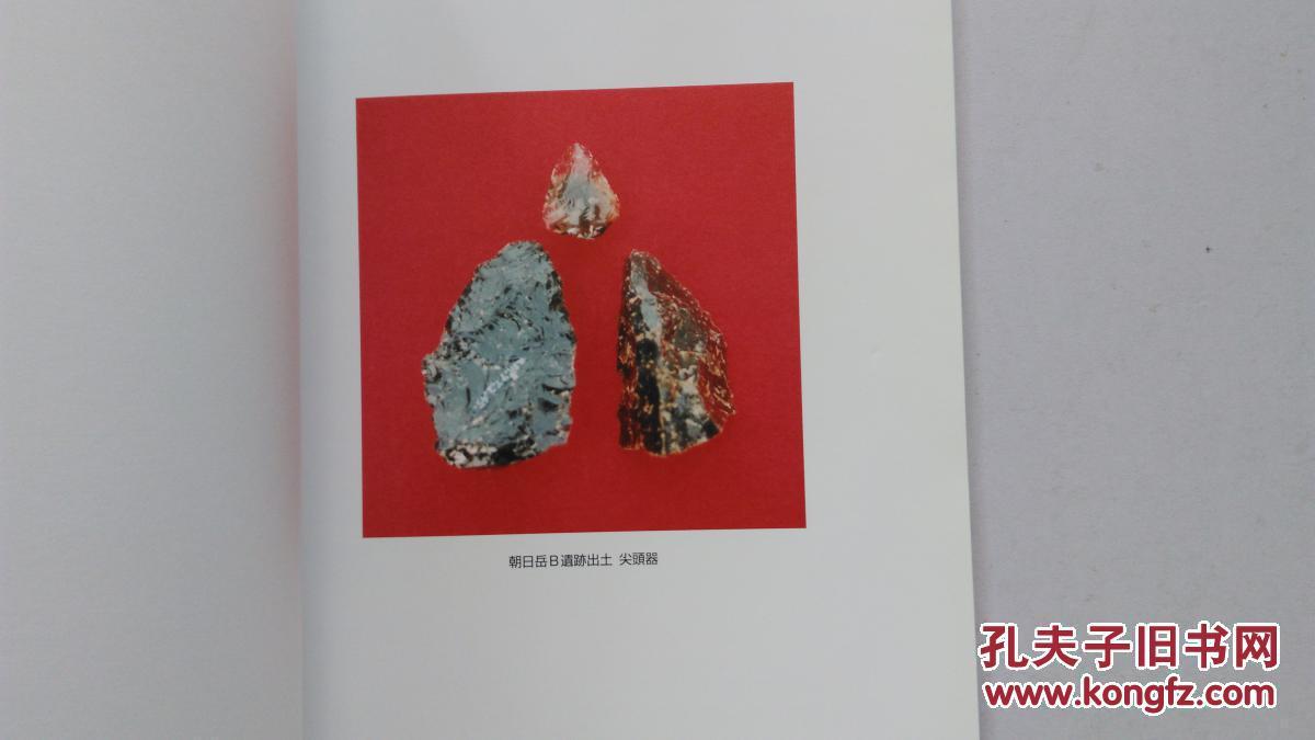 岳�y�b����l#�+_日文原版 考古类 出水市埋藏文化财発掘调查报告书 (19) 朝日岳b遗迹