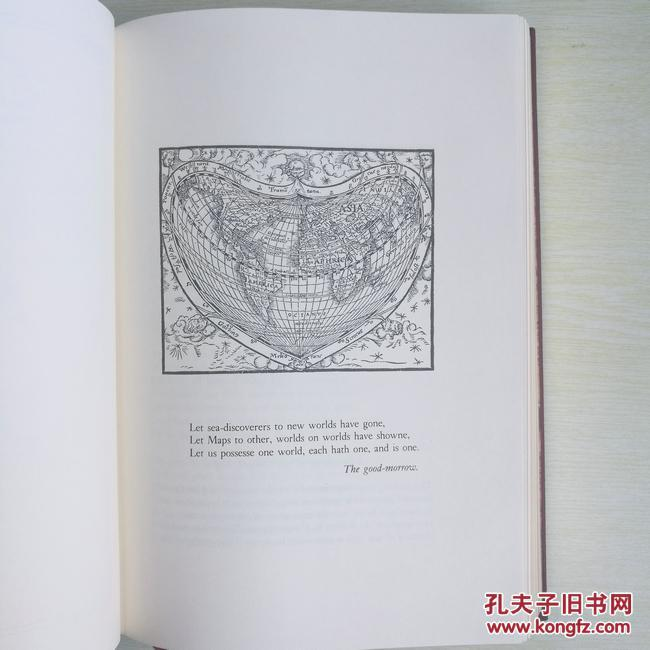 john donne poems 《约翰邓恩诗集》 franklin library 牛津大学 世界