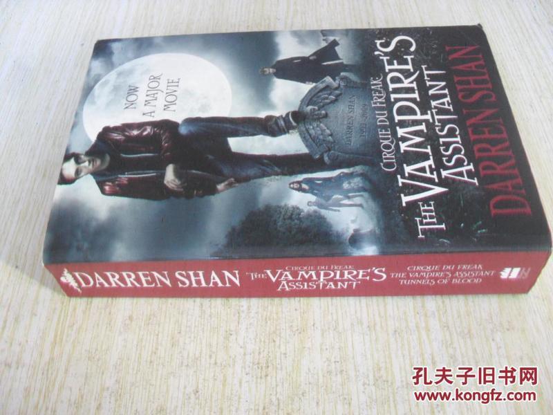 英文原版   Saga of Darren Shan (Cirque du Freak)