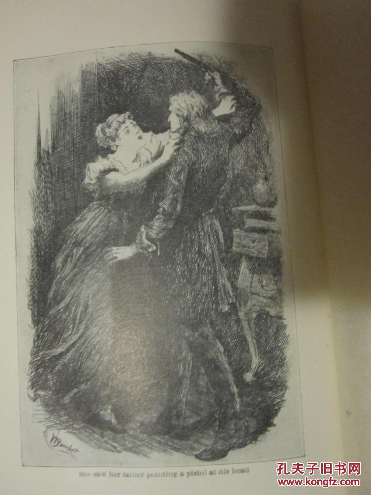 茺#.K????N{??K?>???i?_《巴尔扎克文集》之卷一《驴皮记》(the magic s k i n),英文原版,750