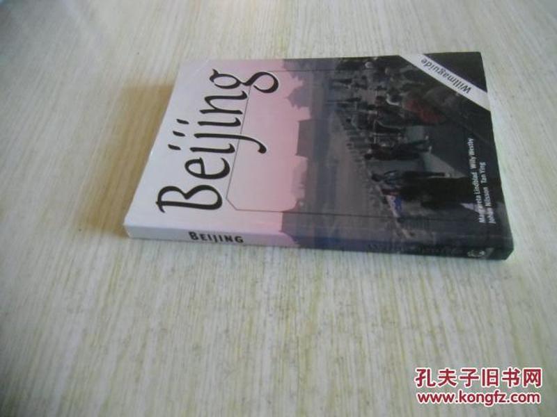 德文原版   Beijing