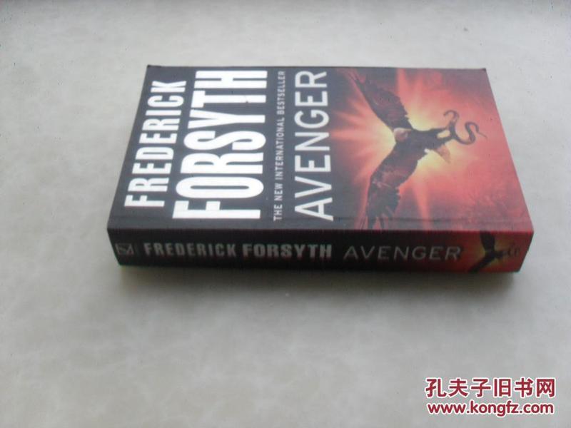 英文原版   Avenger