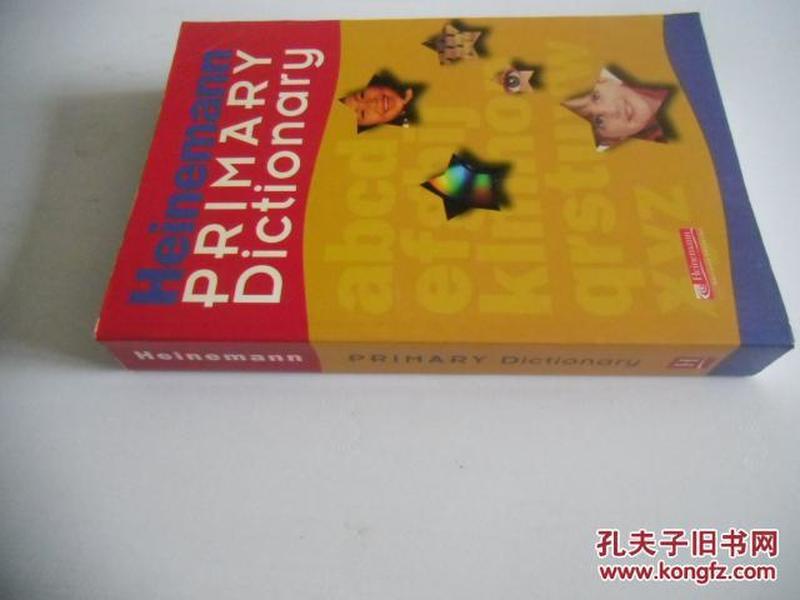 英文原版      primary dictionary
