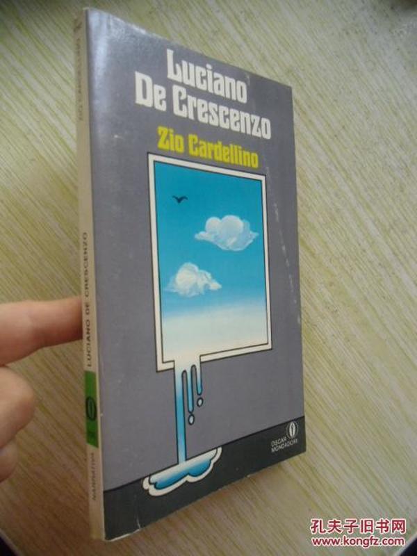 意大利文原版      ZIO CARDELLINO