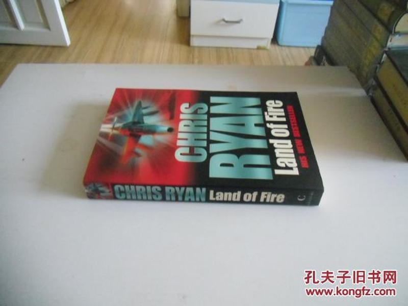 英文原版       Land of Fire
