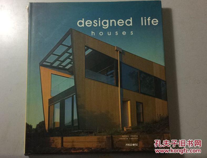 DesignedLife-houses设计生活:别墅英文原版附近别墅晒布图片