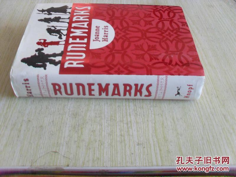 英文原版  Runemarks