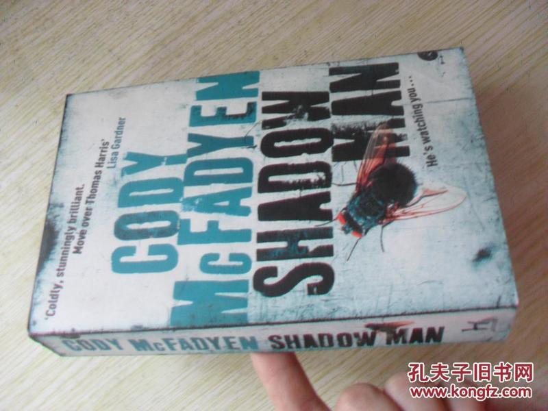英文原版      Shadow Man