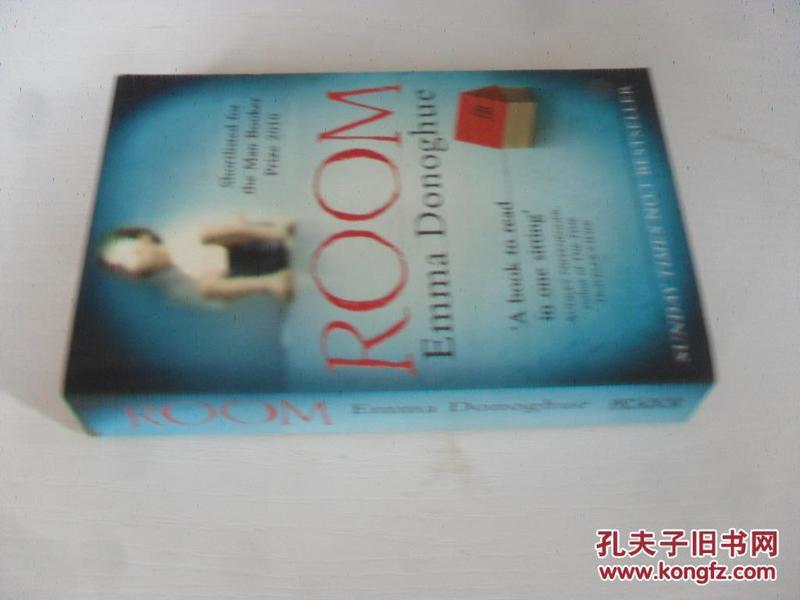 英文原版 Room