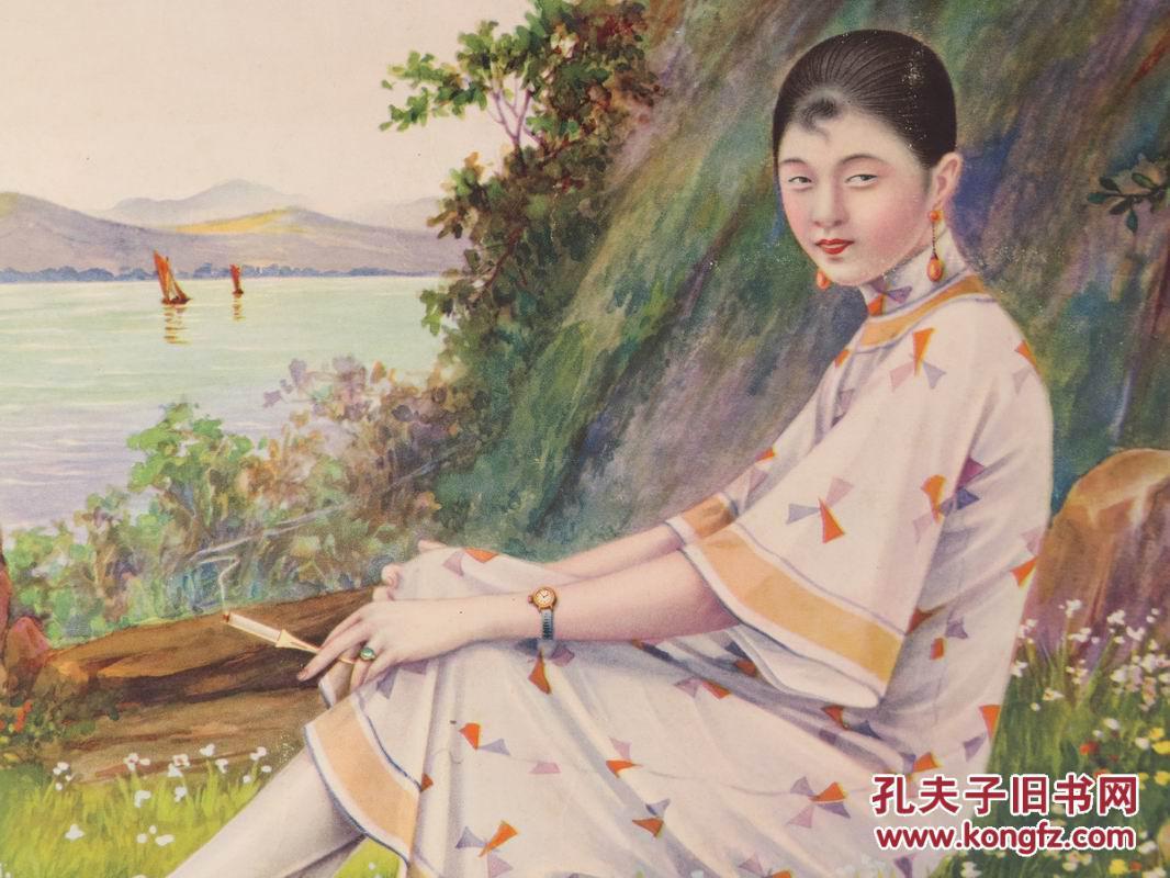 民国时期发型女教程分享展示图片