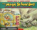 {特价!}The Magic School Bus: In the Time of the Dinosaurs  神奇校车:回归恐龙时代 英文原版