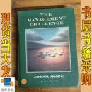 英文原版 The Management Challenge: An Introduction to Management 管理挑战:管理学导论