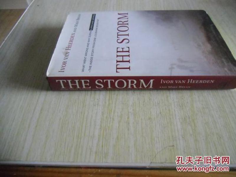 英文原版    The Storm