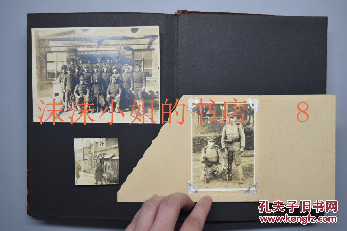 【图】全网唯一 侵华时期《日本人老照片》影
