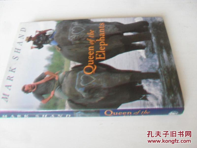 英文原版精装 Queen of the Elephants by MARK SHAND