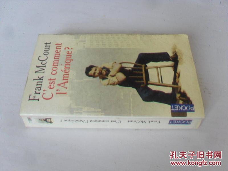 法文原版 CEst Comme lAmerique 2002
