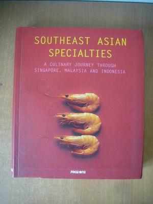 SoutheastAsianSpecialties(英文美食原版,东南食谱v美食上海没城隍庙图片