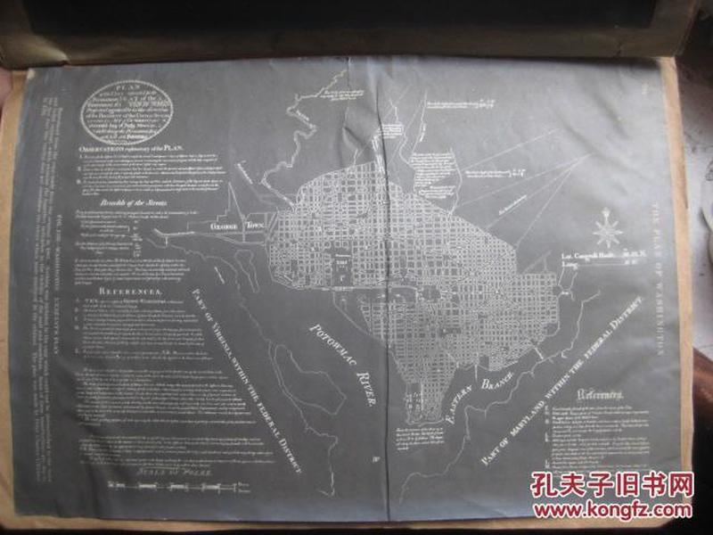 一九三几年英国曼彻斯特等重要城市建设规划图拷本样图23幅