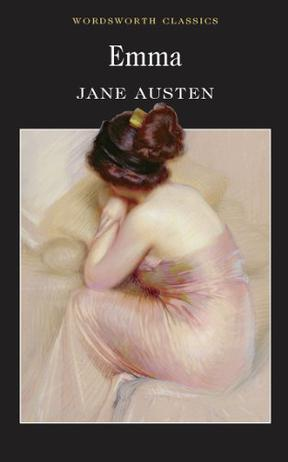 爱玛  Jane Austen(简・奥斯丁) Emma (Wordsworth Classics)英文版