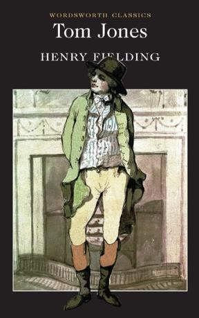 汤姆・琼斯 Henry Fielding Tom Jones  (Wordsworth Classics)英文原版