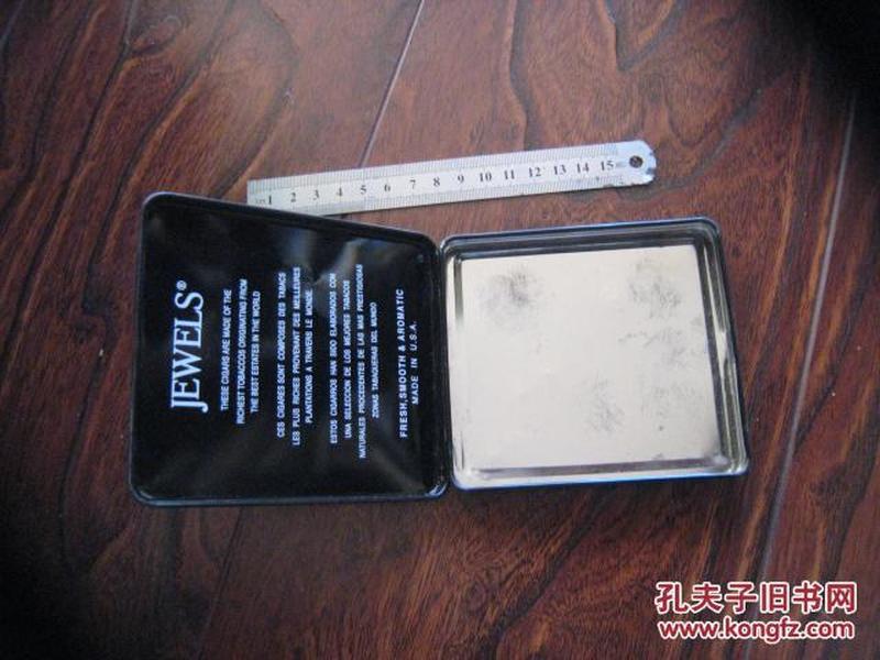 jewels雪茄价格_女神(黑金雪茄) jewels black gold 铁盒烟盒