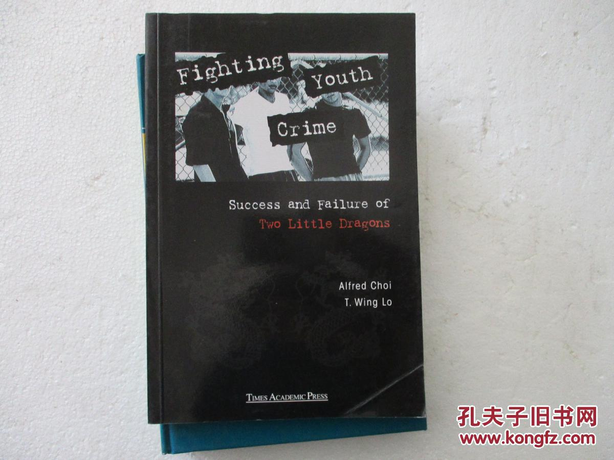 FIGHTING YOUTH CRIME:SUCCESS AND FAILURE OF TWO LITTLE DRAGONS【705】打击青少年犯罪:两小龙的成功与失败