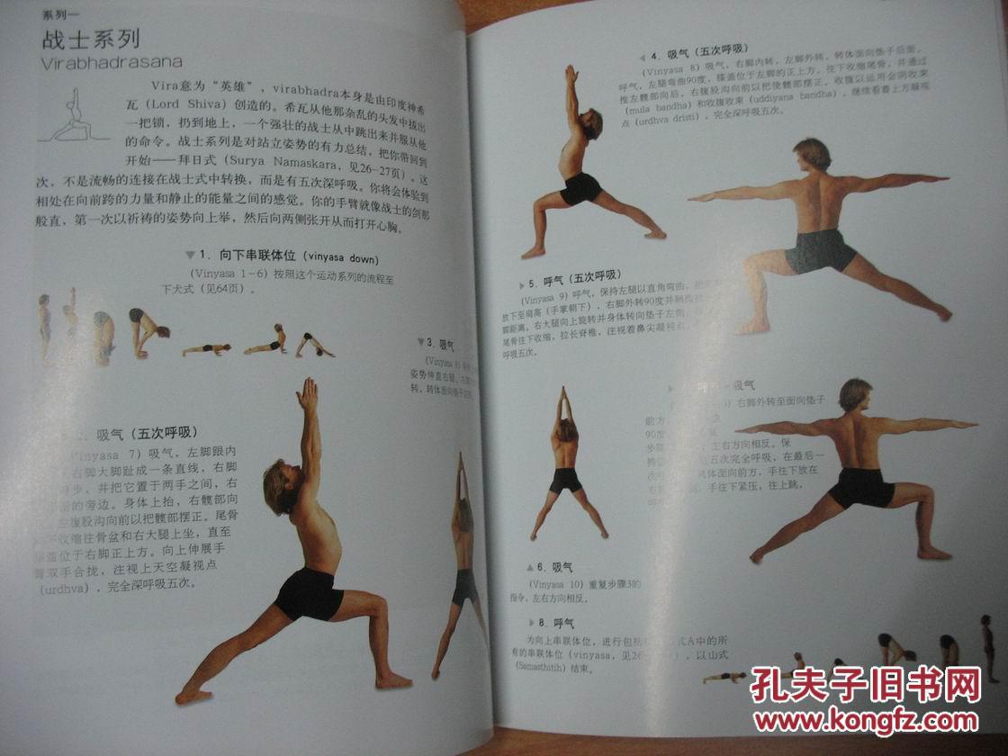 环卫工英�y�!�-��-l9�_阿斯汤伽瑜伽:循序渐进练习动态瑜伽的指导要领_(英)