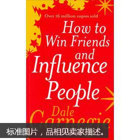 How to Win Friends and Influence People  书内无笔记
