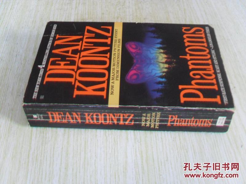 英文原版  Phantoms
