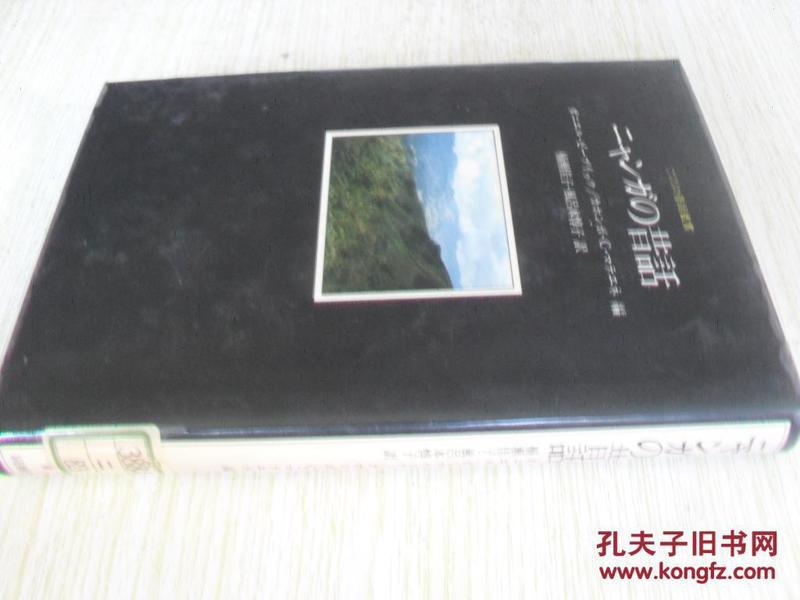 日文原版    ニャンガの昔话 (アフリカ昔话丛书)