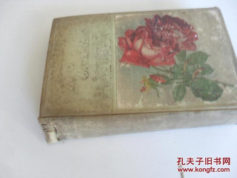 英文原版   古籍善本    见   图