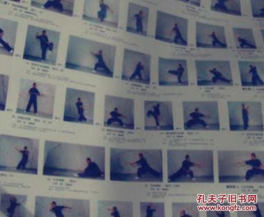南派--套路猴棍教学视频大型二张大挂图高档厚s7阿狸猴拳教学图片