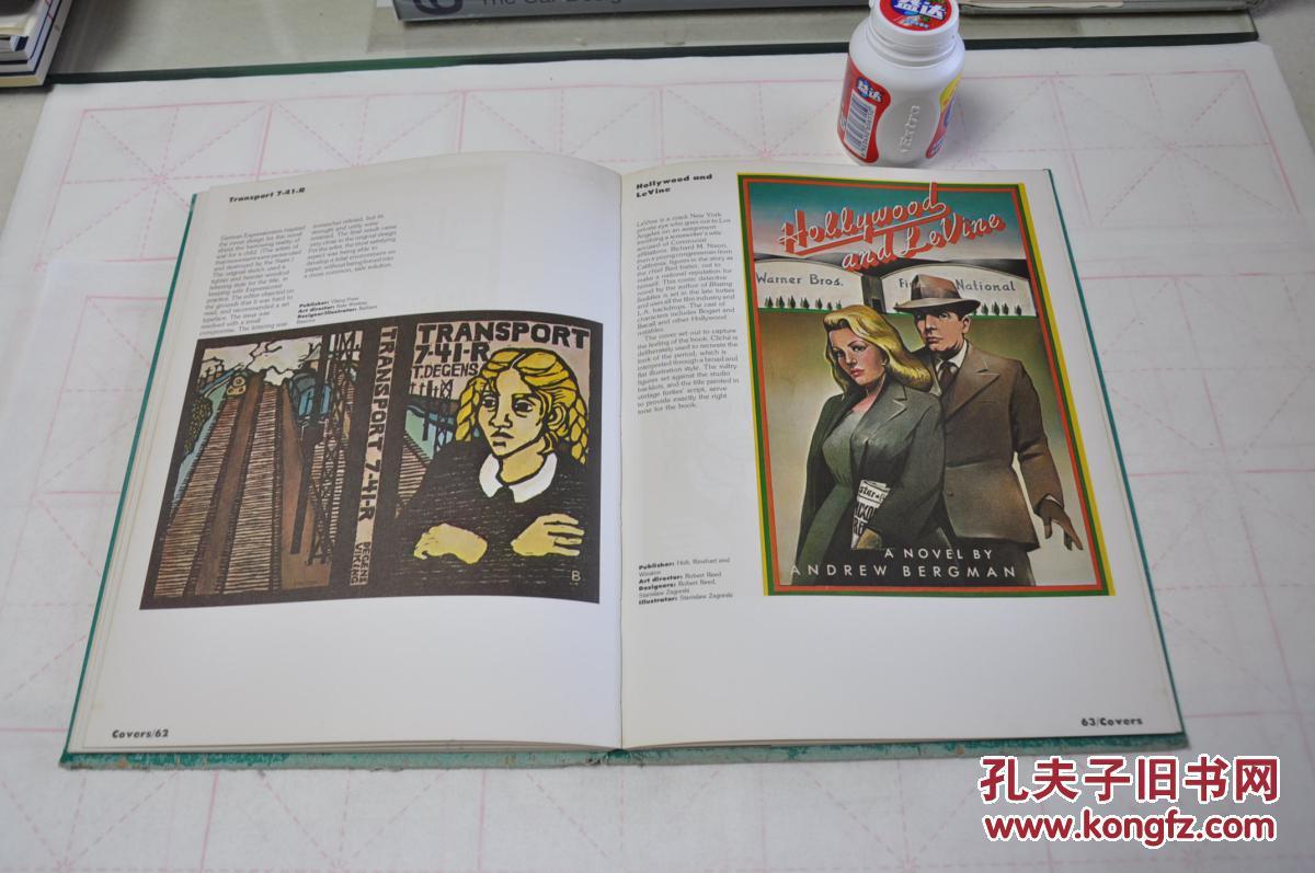 1975年,英文原版,最佳图书封面设计,the print casebooks first图片