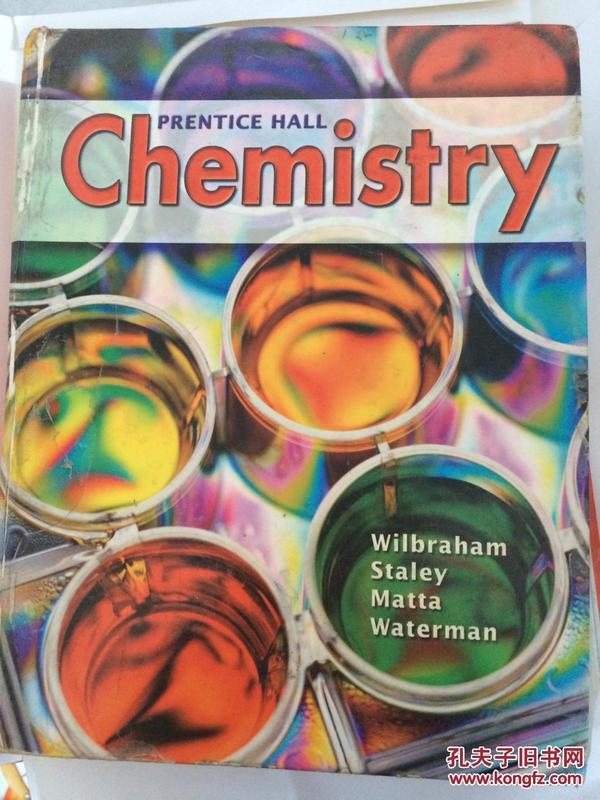 【全国运费6元起】CHEMISTRY STUDENT EDITION SIXTH EDITION 2005  9780131152625