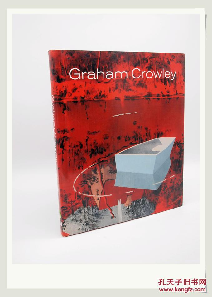 Graham Crowley New edition Edition 绘画作品集