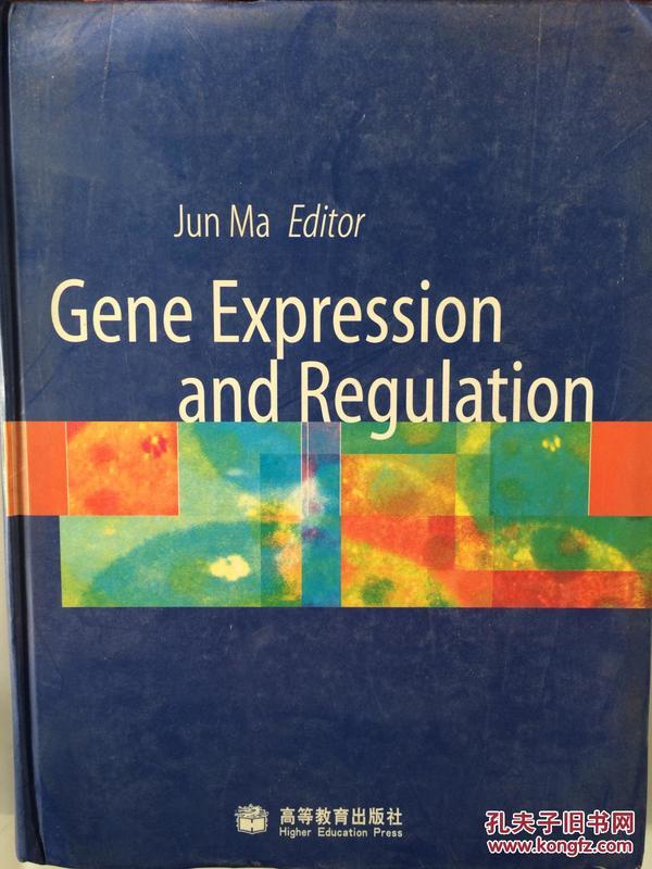 【全国运费6元起】基因的表达与调控(英文版)9787040176759